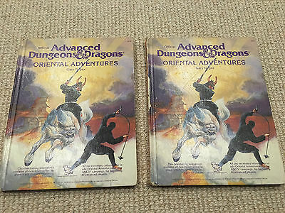 Oriental adventures Advanced Dungeons & Dragons AD&D