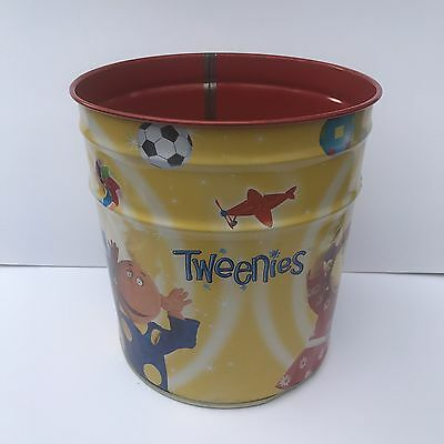 Tweenies Metal Waste Bin 1998