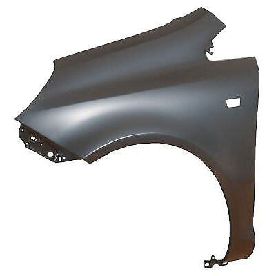 Vauxhall Corsa D 2006-2014 Front Wing Passenger Side Near Side Comes As Prime