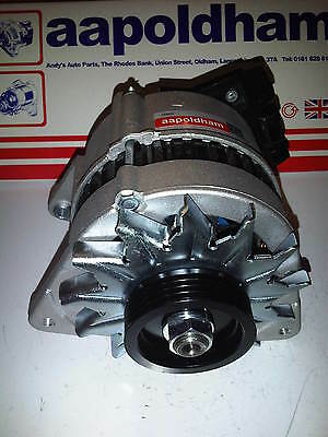 FORD TRANSIT 2.5 Di DIESEL BRAND NEW ALTERNATOR 89>on (side mounted terminals)