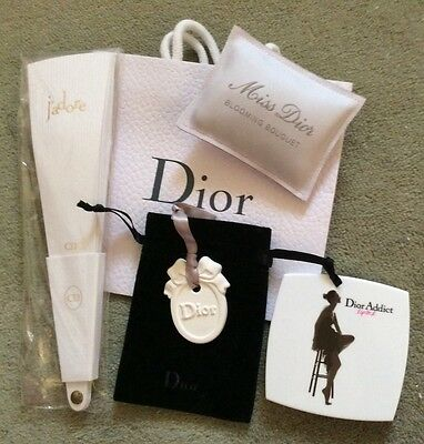 Dior mirror,fan,ceramic,cushion,bag