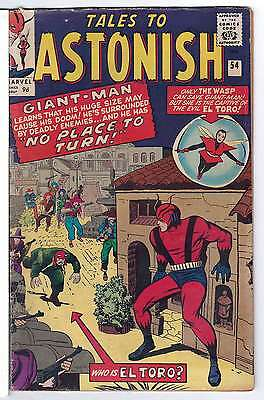 Tales to Astonish (Vol 1) #  54 (VG+) (Vy Gd Plus+) Price VARIANT RS003 COMICS