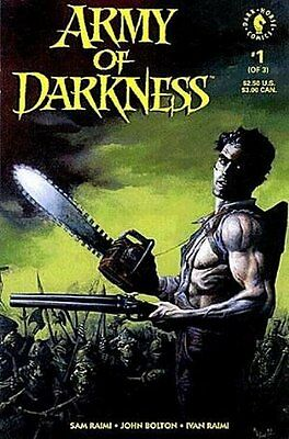 Army of Darkness (1993 Ltd) #   1 Near Mint (NM) Dark Horse MODERN AGE COMICS