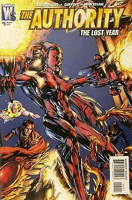 Authority (Vol 3) The Lost Year #   5 Near Mint (NM) DC-Wildstorm MODERN AGE COM