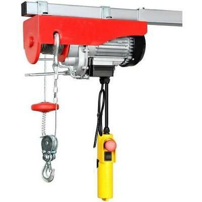 Warrior 500kg electric hoist 240eha500 8657184402