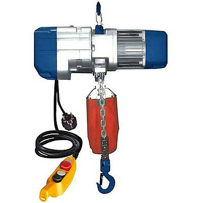 Warrior 1000kg electric chain hoist ech1000 8657242834