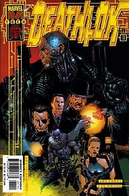 Deathlok (Vol 2) #  11 Near Mint (NM) Marvel Comics MODERN AGE