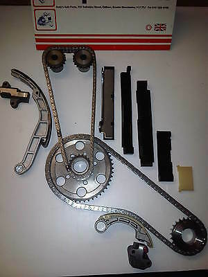 NISSAN NAVARA D40 & PATHFINDER 2.5 DCi DIESEL 2005-2010 NEW TIMING CHAIN KIT