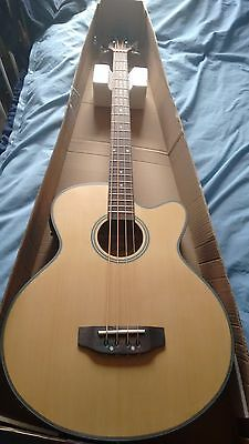 NEW 4 String  Electro/Acoustic Bass Guitar