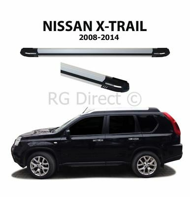 RB Style Running boards Side steps For Nissan X-trail 2001-2007 SWB