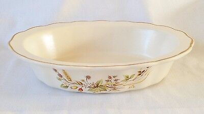 M&S Harvest Fluted Pie Dish - Marks and Spencer