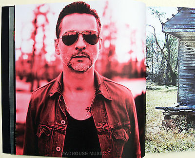 "DEPECHE MODE 2013 Delta Machine Tour PROGRAMME 24 Page Glossy NEW 12"" x 12"" size"