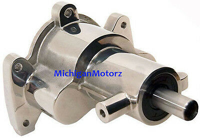 STAINLESS STEEL Gen 7 Seawater Pump MerCruiser, Replaces 46-862914T1 - 625-4102