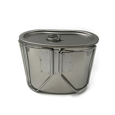 Jolmo Lander Stainless Steel Canteen Cup with Lid
