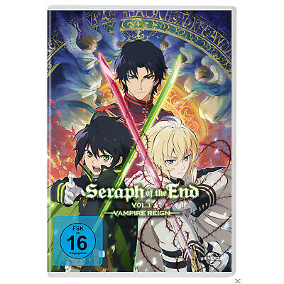 Seraph of the End - Vol. 1: Vampire Reign [DVD]
