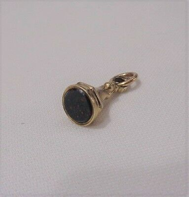 Antique Blood Stone Fob