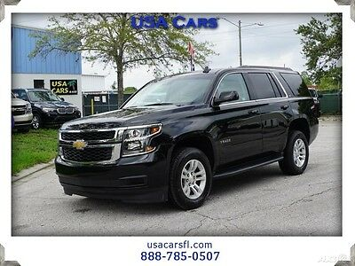 2017 Chevrolet Tahoe LT 2017 Chevy Tahoe LT  5.3L V8 Navigation Rear Camera  Leather w/ heat OnStar Bose