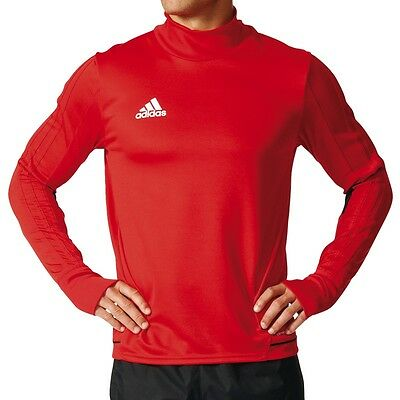 adidas Performance Tiro 17 Training Top rot - Fußball Longsleeve BQ2732