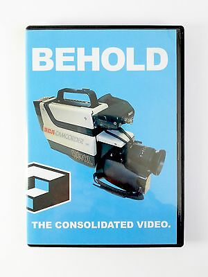 Behold - The Consolidated Video - Vintage Skateboard Dvd - 2004 - Alan Peterson