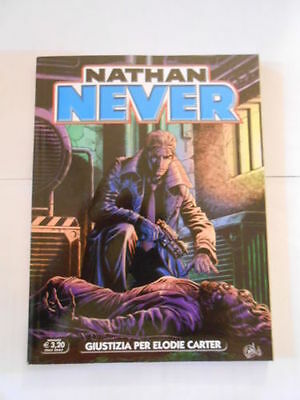 NATHAN NEVER n.293 - fumetto d'autore