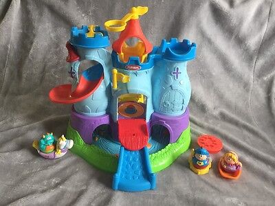 Hasbro Playskool castle and weebles Figures And Accessories Musical Moving
