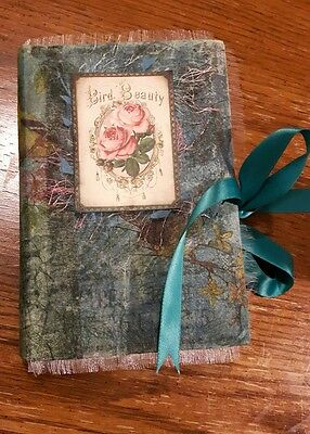 Junk Journal- Bird Beauty