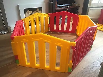Baby,Childs/Toddler Playpen Beautiful Large And Safe