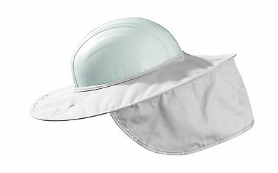 Hard Hat Neck Shade Liner Sun Protection Shield Back Protector Cooling Helmet