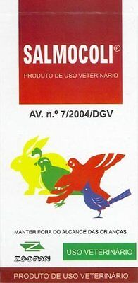 Pigeon Product - Salmocoli by Zoopan - Racing Pigeons