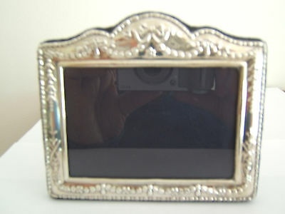 Nice Quality Solid Silver Photo Frame