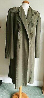 1940's Original Vintage Coat Rare Larger Size