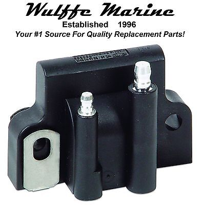 Ignition Coil for Johnson Evinrude 20 25 30 40 50 hp 2 Cylinder 582508 18-5179