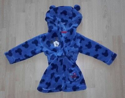 Boys 6-12 Months Dressing Gown
