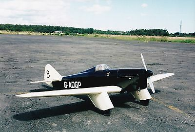 Scale RC Model aircraft Miles Hawk Speed Six