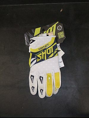 Shot Husqvarna Motorcycle Racing Gloves Dirt Bike Gloves Size 12