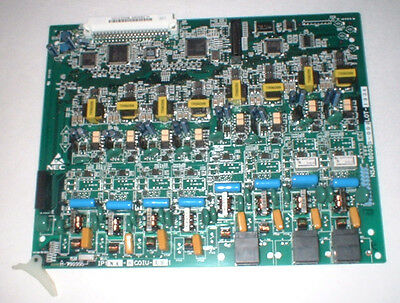 NEC Aspire IP1NA-8COIU-LS1 8 Port Trunk Module Card