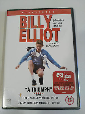 Billy Elliot Dvd Stephen Daldry Julie Walters English New Sealed
