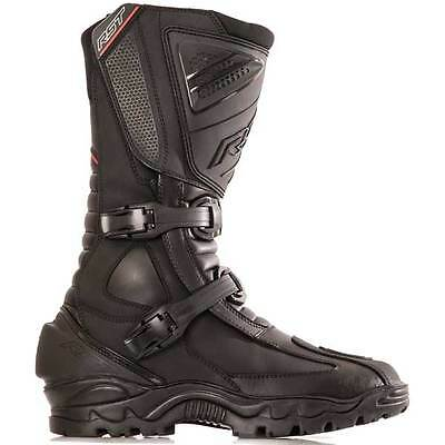 RST Adventure II 2 Waterproof Motorcycle Motorbike Touring Green Lane Boots
