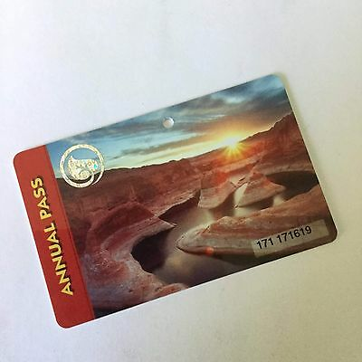 American National Parks Annual Pass! Expires May 2018 - RRP $80 (£62)