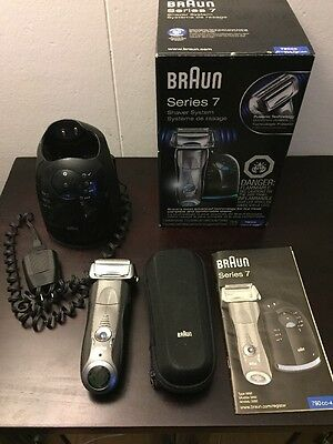 Braun Series 7 790cc Cordless Electric Foil Shaver System