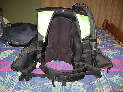 Dacor Nautica Bcd Compensators Size Med. Used 3Time In Great Condition