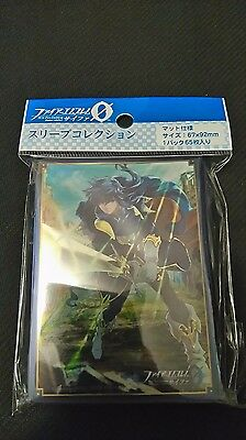 Fire Emblem TCG Cipher 0 Character Sleeves Seliph Matte Series