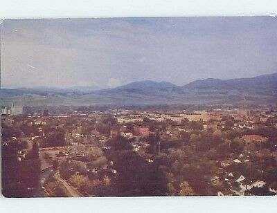 Unused Pre-1980 POSTCARD FROM Pocatello Idaho ID hn0289