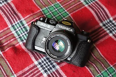 Yashica FX-3 With Yashica ML 50mm f2 Lens