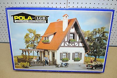 """LGB/POLA 928 """"Bruckner"""" Country House Building Kit *G-Scale* NEW"""