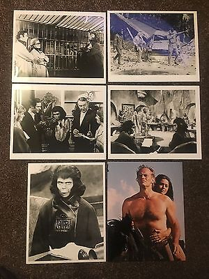 Planet Of The Apes collection of 8x10 Photos
