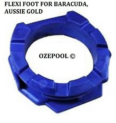 Baracuda Flexi foot Aussie Gold Quality,  easy fit, Save Now  #CPB014