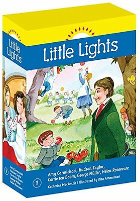Little Lights Box Set 1 New Paperback Book Catherine MacKenzie