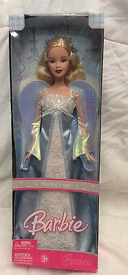 Mattel 2006 Barbie Holiday Angel J0590 Never Removed From Box