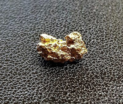 Australian Gold Nugget 0.94 Grams From the Palmer River